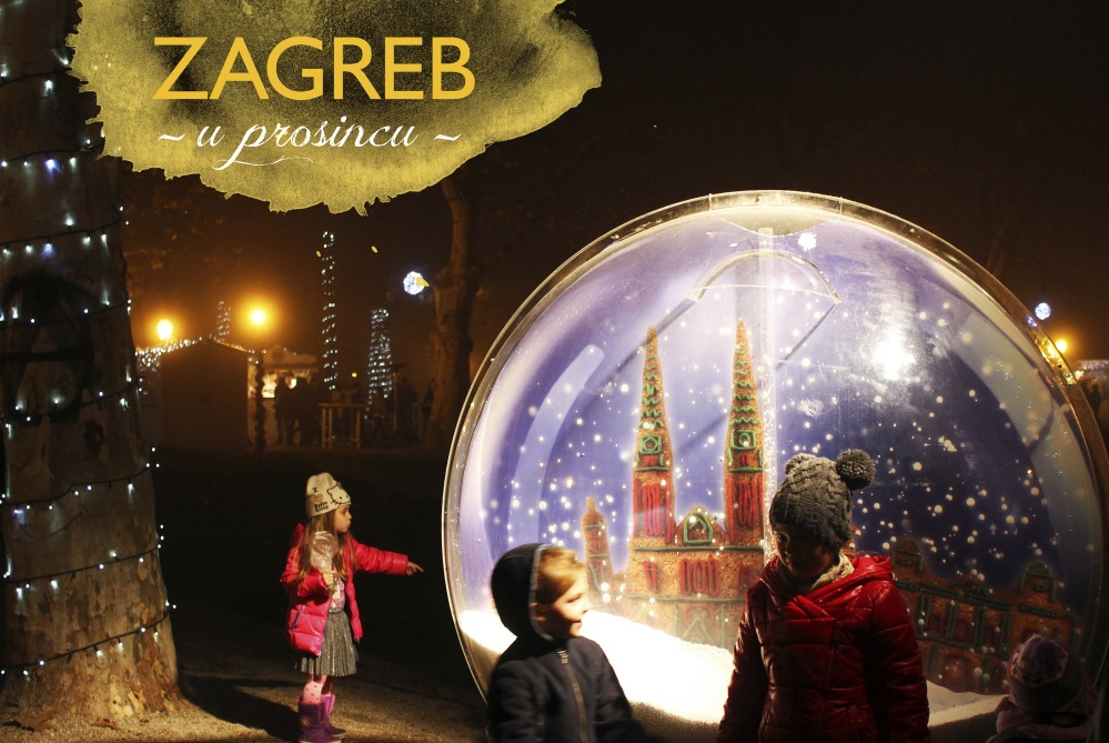 ZAGREB U PROSINCU