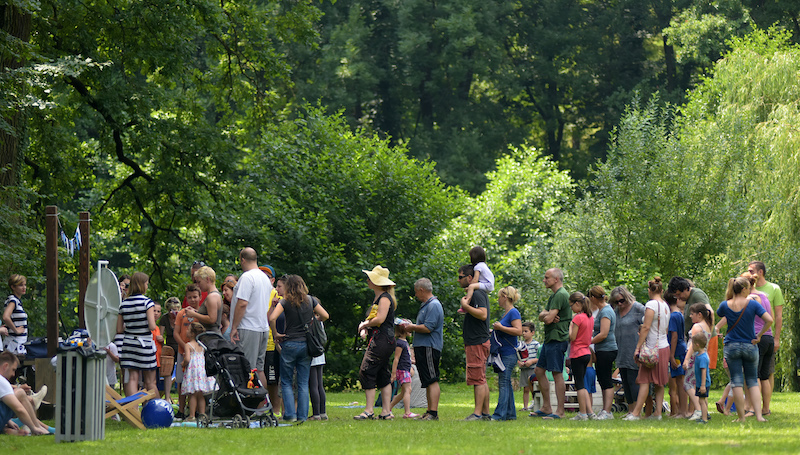 THE BEST PLACE TO SPEND YOUR SUMMER IS…? – ZAGREB'S PICNIC