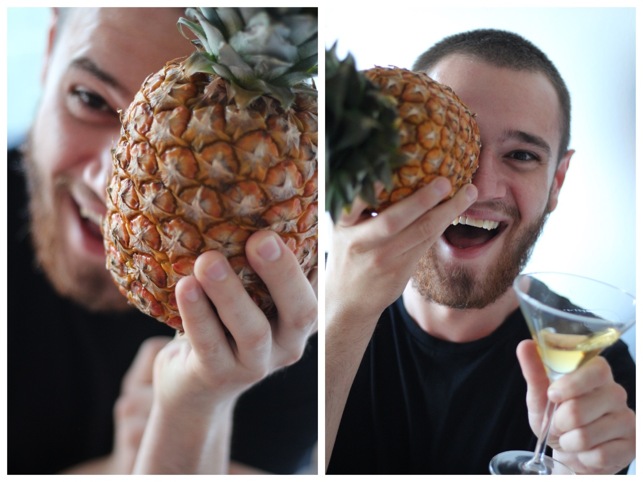 Mile i ananas